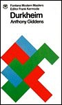 Durkheim by Anthony Giddens, 1978