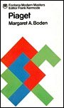 Piaget by Margaret A. Boden, 1979